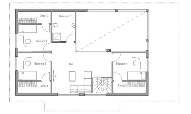 Small House Plan Floor Plans Design
