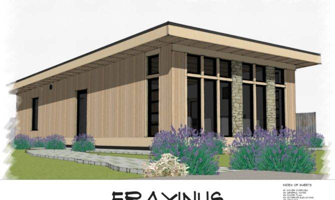 Small House Plans Fraxinus Home