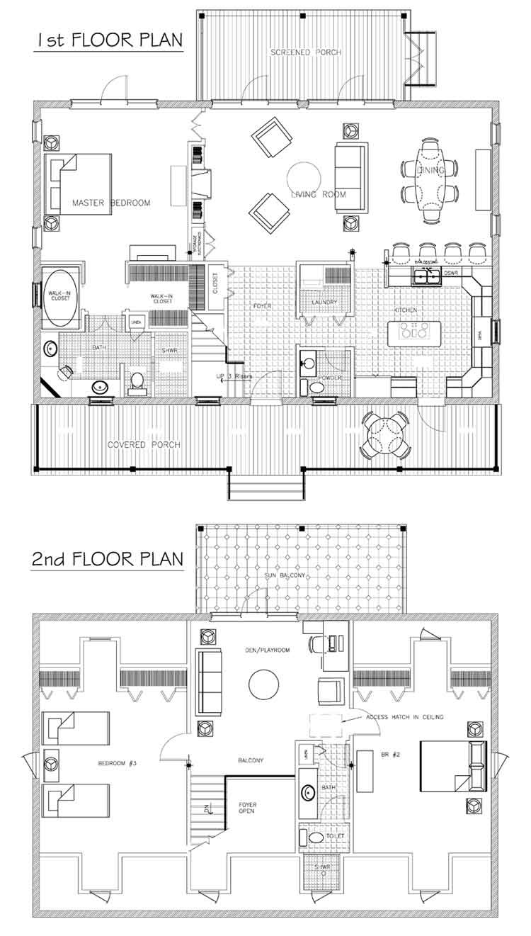 Small House Plans Interior Design