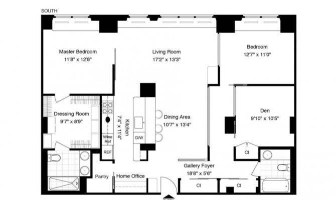 Small House Plans Large Rooms Home Deco