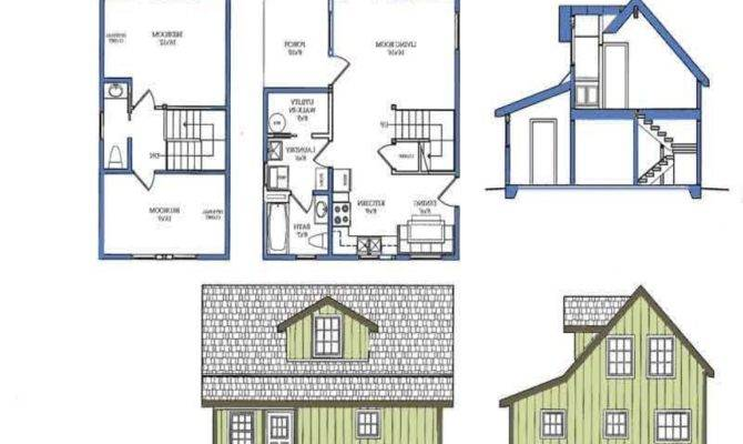 Small House Plans Loft Master Bedroom Style