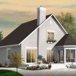 Small House Plans Lots Windows