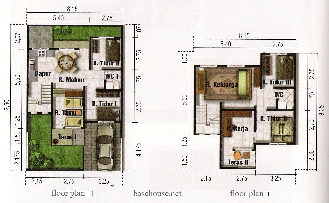 Small House Plans Modern Minimalist Plan