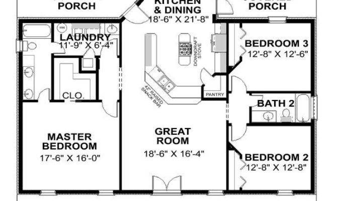 Small House Plans Open Floor Plan Vipp