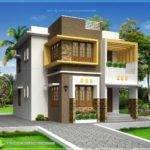 Small House Plans Under Simple Modern Plan