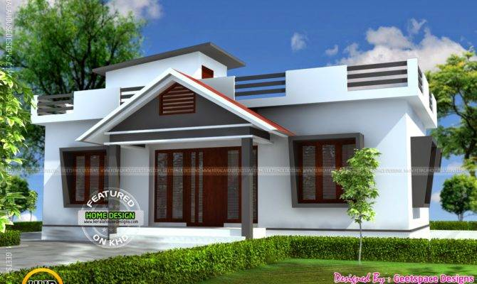 Small House Square Feet Kerala Home Design