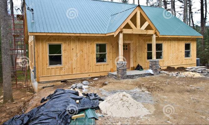 Small House Under Construction
