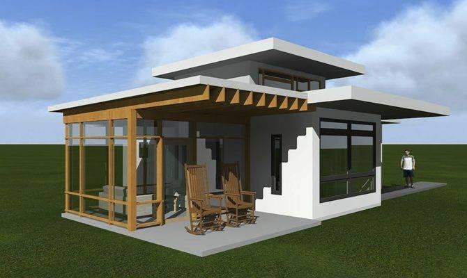 Small Houses Huge Sense Style Huffpost