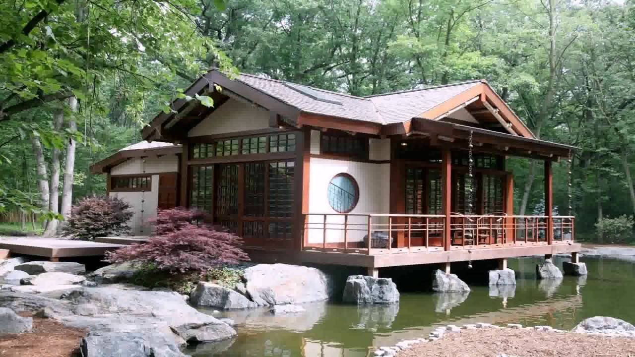 Small Japanese Style House Plans Type