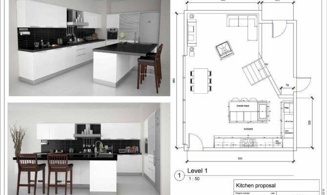 Small Kitchen Plans Deductour