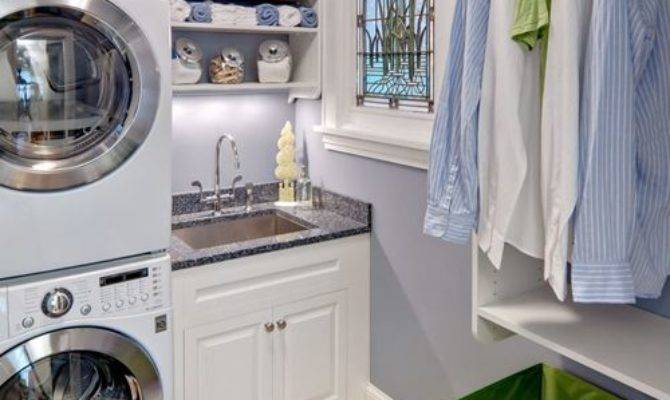 Small Laundry Room Design Ideas Remodels Photos