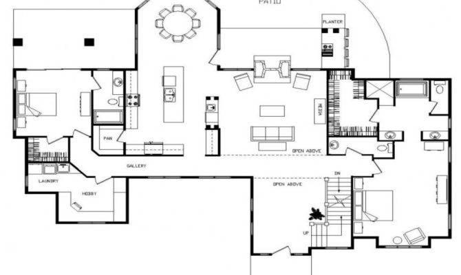 Small Log Cabin Homes Floor Plans Home Loft