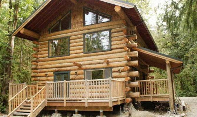 Small Log Cabin Kits Your Dream Home
