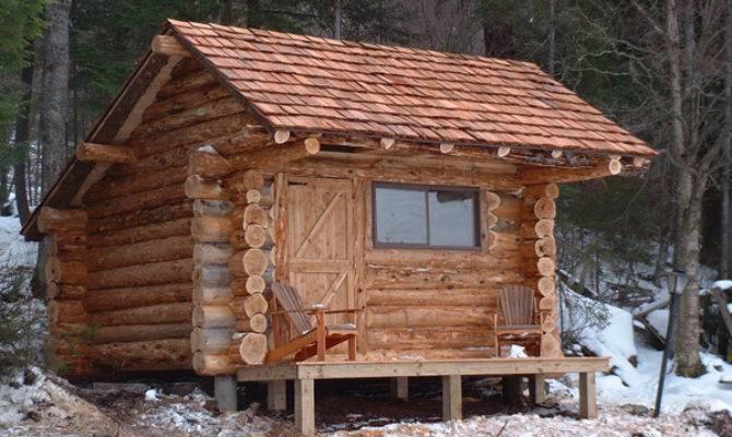 Small Log Cabins Build Car Tuning