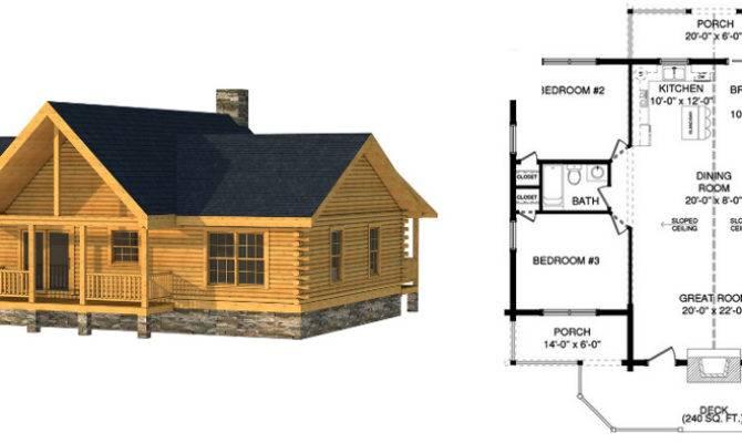 Small Log Homes Kits Southland