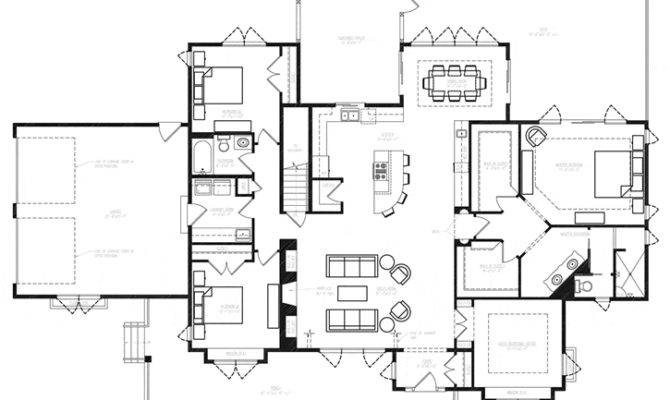 Small Luxury Modern House Plans Home Deco