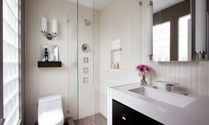 Small Master Bathroom Decorating Ideas