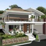 Small Minimalist Modern House Plans