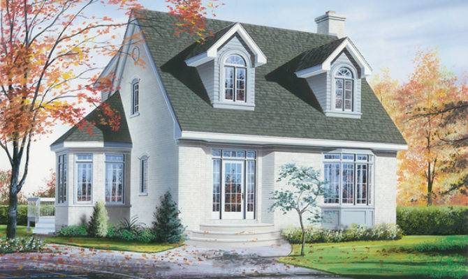 Small New England House Plans Homes Floor