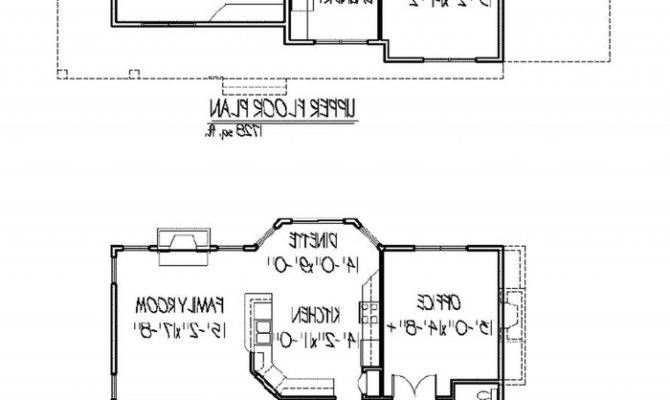 Small One Story House Floor Plans Basement Apartment