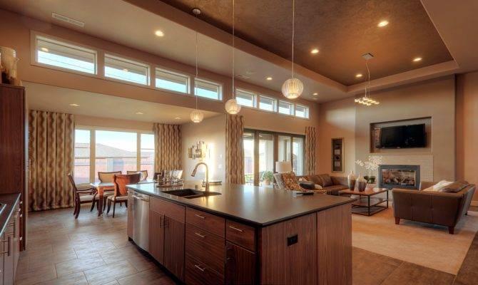 Small Open Floor Plans Homes