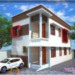 Small Plot Villa Cents Land Kerala Home