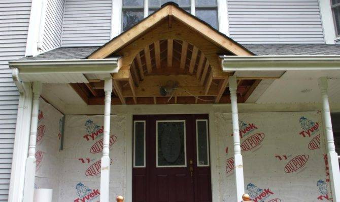 Small Porch Roof Styles