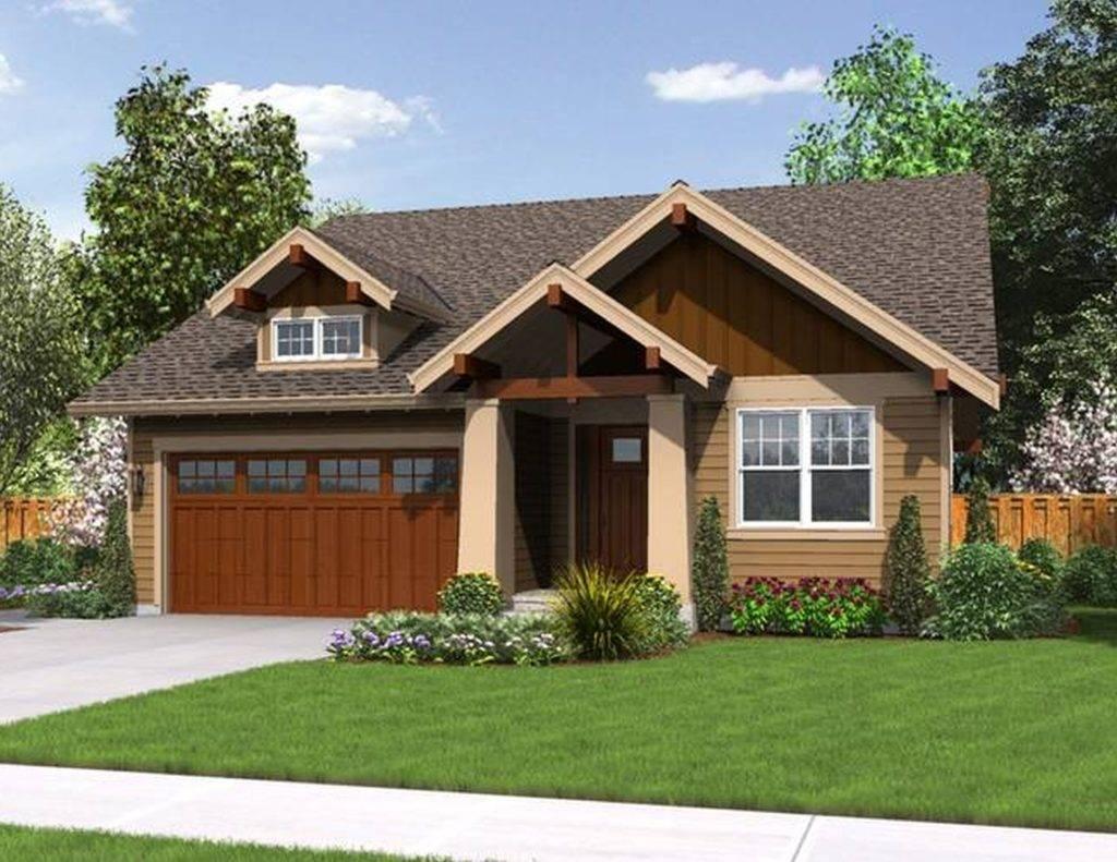 Small Prairie Style House Plans Ideas