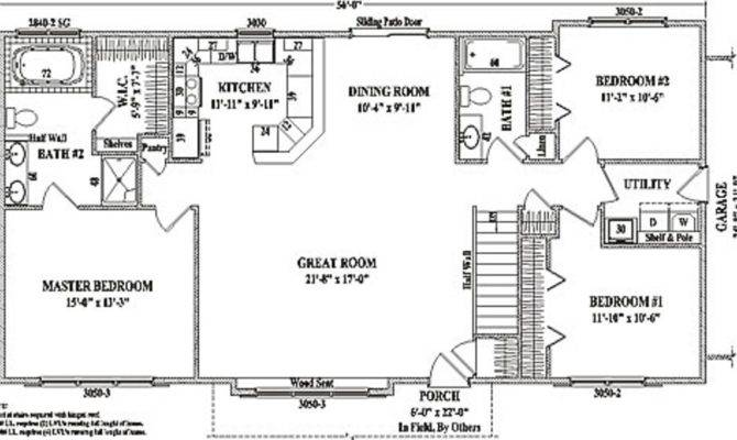Small Ranch House Floor Plans Photos Best