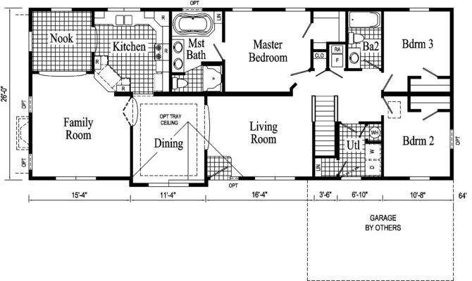 Small Ranch House Floor Plans Quotes