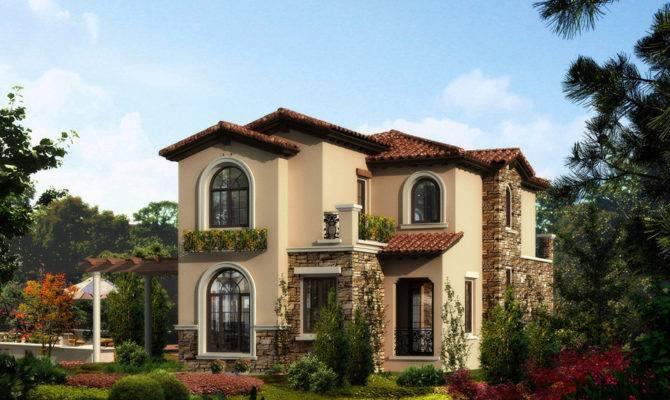 Small Rural Villa Design