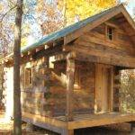 Small Rustic Cabin Plans Cabins Log