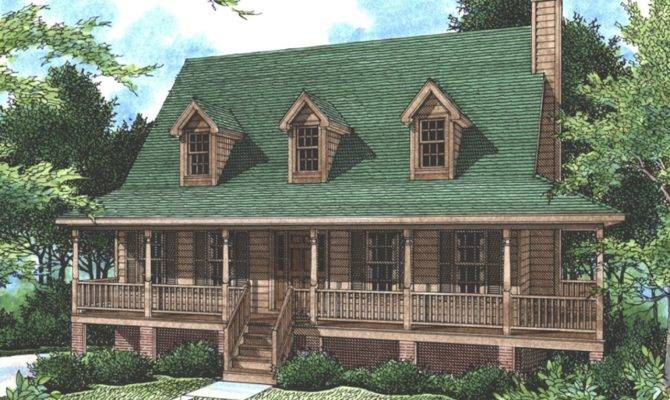 Small Rustic Country House Plans Design
