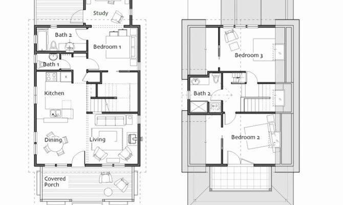 Small Space Efficient Home Plans Escortsea