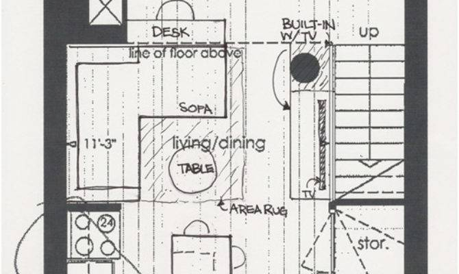 Small Space Floor Plans Office