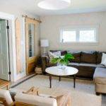 Small Space Living Room Reveal Eclectic Bungalow