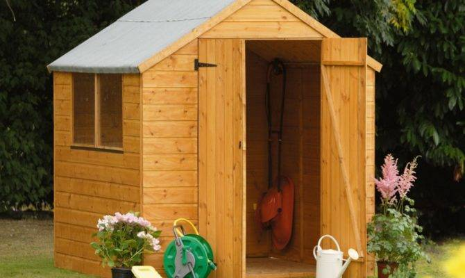 Small Storage Building Plans Diy Garden Shed