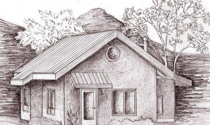 Small Straw Bale House Plans Hobby Farm Pinterest