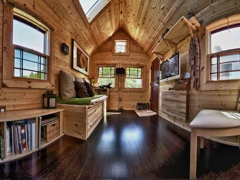 Small Tiny House Interior Design Ideas