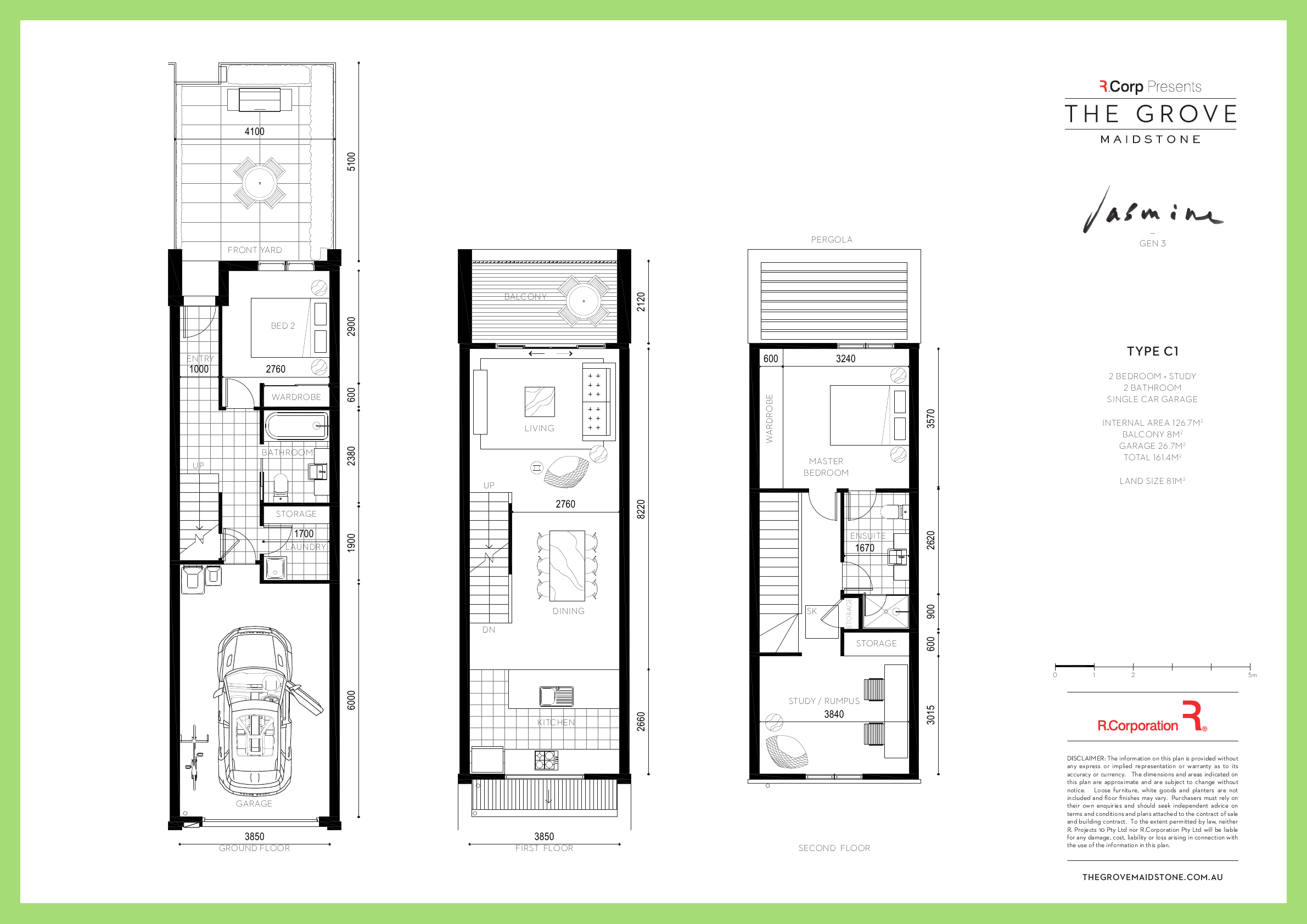 Small Townhouse Floor Plans Excellent Town House Plan