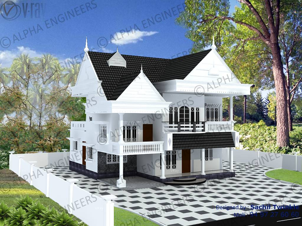 Small Traditional House Designs