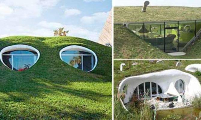 Small Underground Houses
