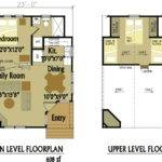 Small Vacation Home Floor Plans Lovely Cabin Designs