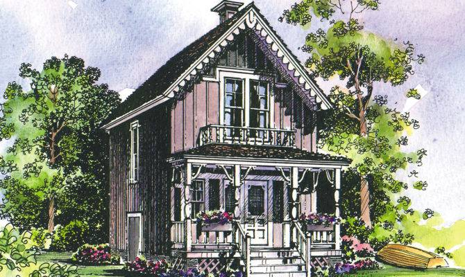 Small Victorian Cottage House Plans Pearl