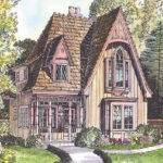 Small Victorian Cottage House Plans Style