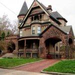 Small Victorian House Plans Hillside Style Design
