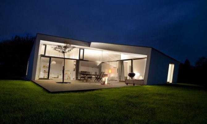 Small Villa Design Cute Just Right