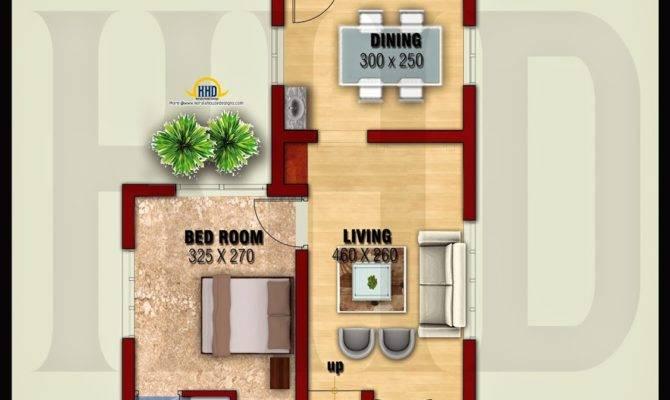 Small Villa Floor Plans Home Kerala