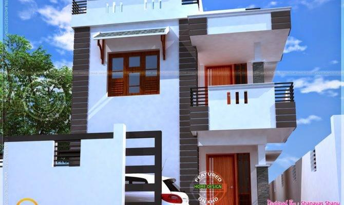 Small Villa Floor Plans Indian House