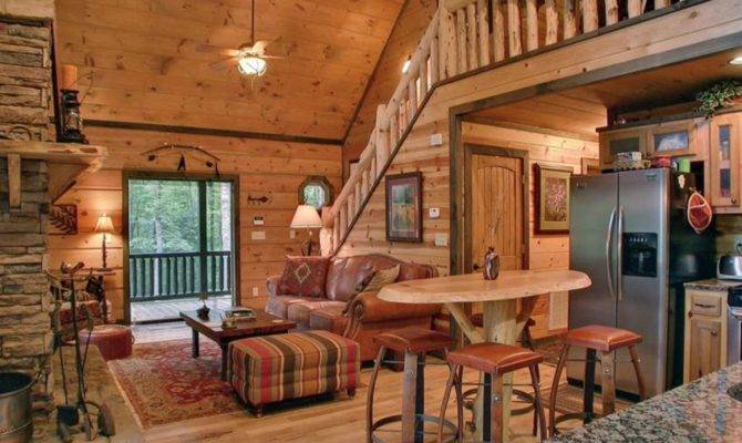 Small Wooden House Interior Design Idea Home Ideas